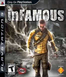 Infamous - PS3 - New