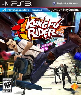Kung Fu Rider - PS3 - New