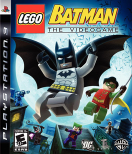 Lego Batman: The Video Game - PS3 - New
