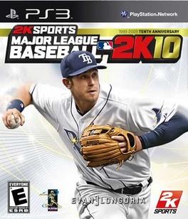 Major League Baseball 2K10 - PS3 - New