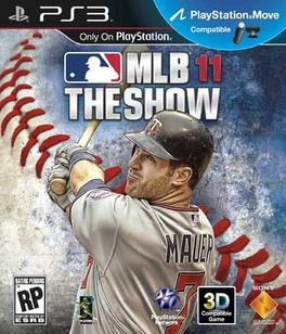 MLB 11 The Show - PS3 - New