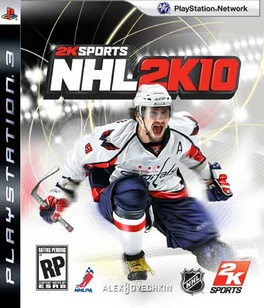 NHL 2K10 - PS3 - New