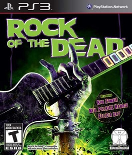 Rock Of The Dead - PS3 - New