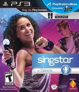 Singstar Dance - PS3 - New