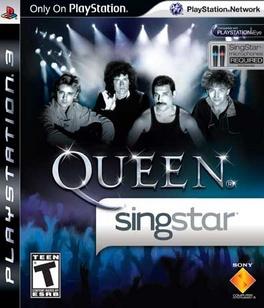 Singstar Queen - PS3 - New