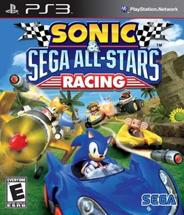 Sonic & Sega All-Star Racing - PS3 - New