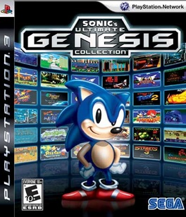 Sonic Ultimate Genesis Collection - PS3 - New