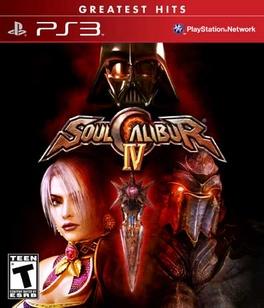 Soul Calibur 4 - PS3 - New