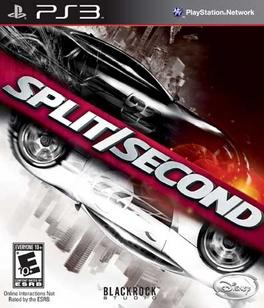 Split Second - PS3 - New