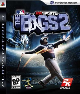 The Bigs 2 - PS3 - New