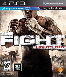 The Fight: Lights Out - PS3 - New