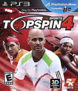 Top Spin 4 - PS3 - New