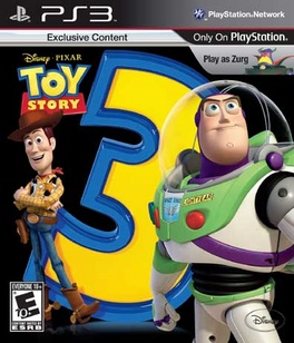 Toy Story 3 - PS3 - New