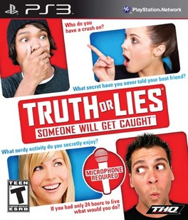 Truth or Lies - PS3 - New