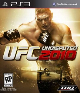 UFC Undisputed 2010 - PS3 - New