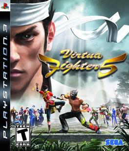 Virtua Fighter 5 - PS3 - New