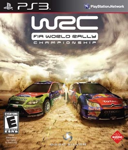 WRC FIA World Rally Championship - PS3 - New