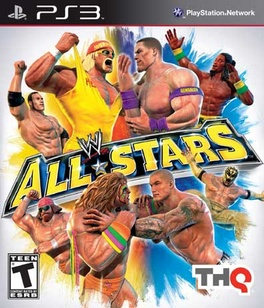 WWE All-Stars - PS3 - New
