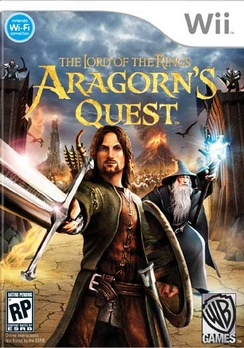 Lord Of Rings: Aragorns Quest - Wii - New