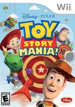 Toy Story Mania - Wii - New