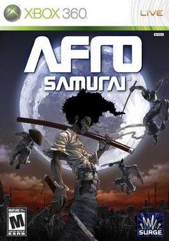 Afro Samurai - XBOX 360 - New
