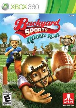 Backyard Sports Rookie Rush - XBOX 360 - New