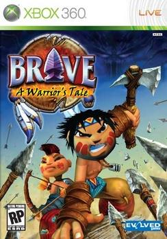 Brave: Warriors Tale - XBOX 360 - New