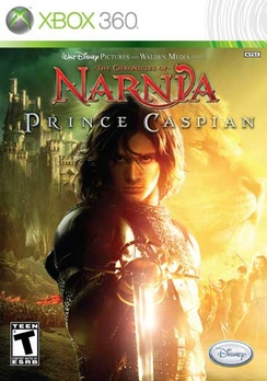 Chronicles Of Narnia Prince Caspian - XBOX 360 - New