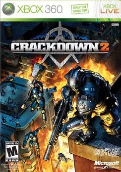 Crackdown 2 - XBOX 360 - New
