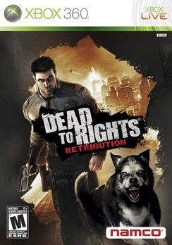 Dead To Rights Retribution - XBOX 360 - New