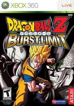 Dragonball Z: Burst Limit - XBOX 360 - New