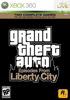 Grand Theft Auto Episodes Of Liberty City - XBOX 360 - New
