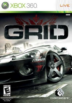 Grid - XBOX 360 - New