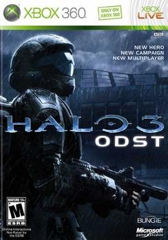 Halo 3: ODST - XBOX 360 - New