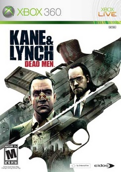 Kane & Lynch - XBOX 360 - New