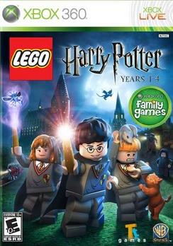 Lego Harry Potter Years 1-4 - XBOX 360 - New