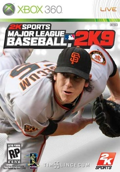 Major League Baseball 2K9 - XBOX 360 - New