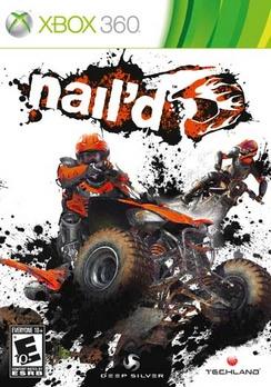 Nail'd - XBOX 360 - New