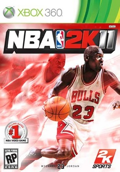NBA 2K11 - XBOX 360 - New