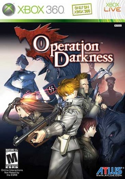 Operation Darkness - XBOX 360 - New