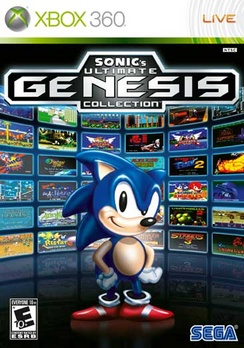 Sonic Ultimate Genesis Collection - XBOX 360 - New