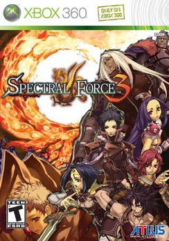 Spectral Force 3 - XBOX 360 - New