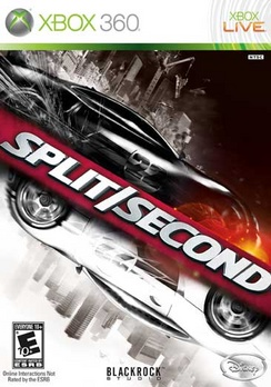Split Second - XBOX 360 - New