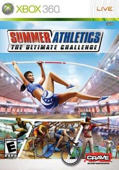 Summer Athletics - XBOX 360 - New