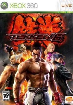 Tekken 6 - XBOX 360 - New