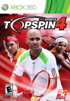Top Spin 4 - XBOX 360 - New