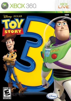 Toy Story 3 - XBOX 360 - New