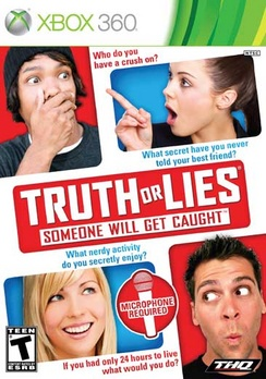 Truth or Lies - XBOX 360 - New