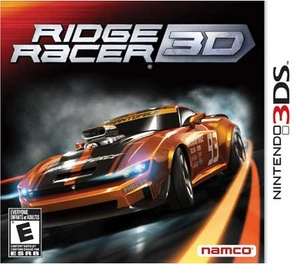 Ridge Racer 3D - 3DS - Used
