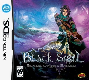 Black Sigil Blade Of The Exiled - DS - Used